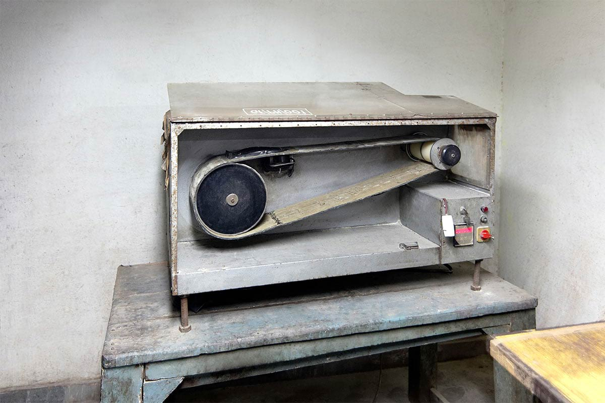 Batabelt Flex Testing Machine